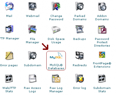 cPanel Screenshot