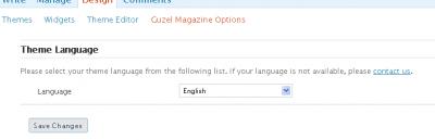 Guzel Language