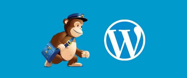 MailChimp and WordPress