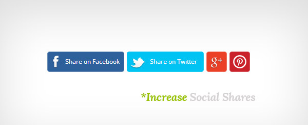 How to Efficiently Load Social Sharing Buttons in WordPress