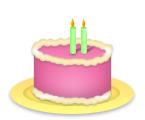 Theme Lab Cake