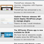 wpcandy app latest posts